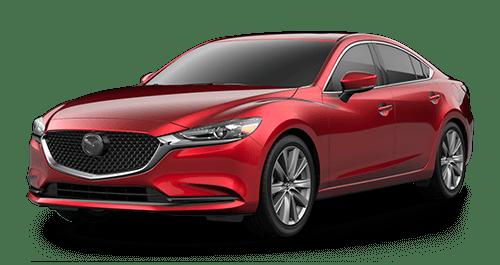 2018 Mazda6 Grand Touring in Barre, VT