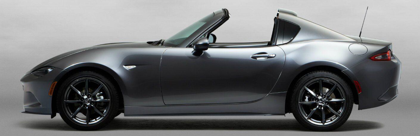 2017 Mazda MX-5 Miata RF Barre, VT