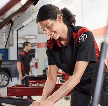 DealerSocket Toyota Express Maintenance