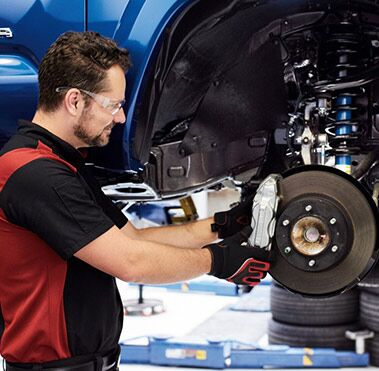 DealerSocket Toyota Brake Service