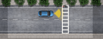 Pre-Collision System With Pedestrian Detection Function