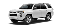 Rent a Toyota 4Runner in McGee Toyota