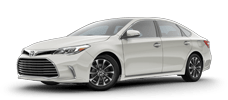 Rent a Toyota Avalon in McGee Toyota