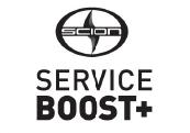 Scion Service Boost Plus by Toyota