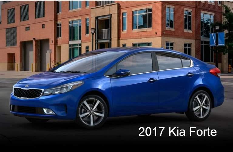 2017 Kia Forte Washington MI