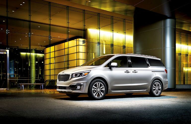 Kia Sedona minivan Washington MI
