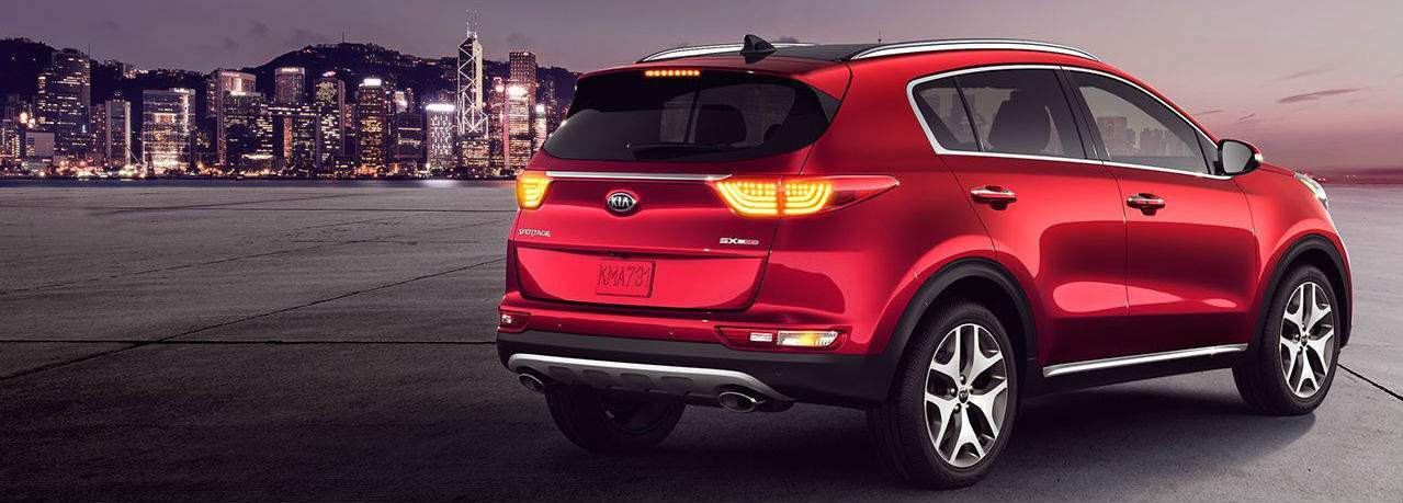 2018 Kia Sportage Washington MI