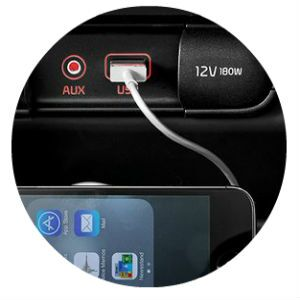 Does the 2016 Kia Sorento have a USB charging port?