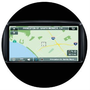 Does the Cadenza have navigation?