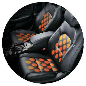 Does the Kia Cadenza have heated seats?