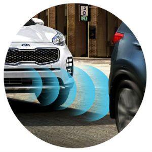 2017 Kia Sportage automatic braking