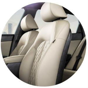 2016 Kia Optima seat design