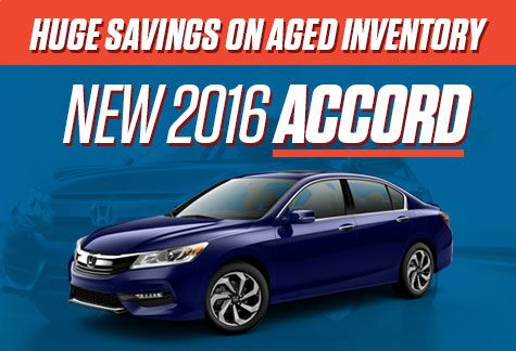 Honda Accord Aged Inventory