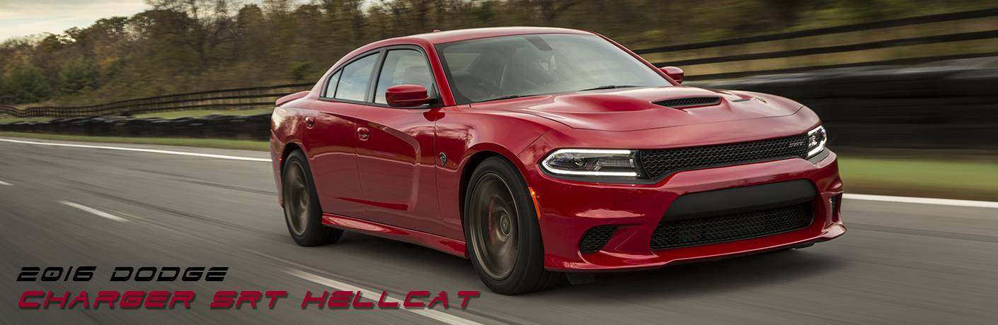 2016 Dodge Charger SRT Hellcat St. Paul MN