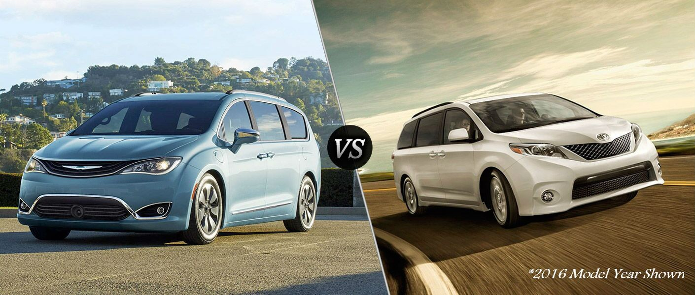 Chrysler Pacifica Vs Toyota Sienna - 2017 pacifica invoice
