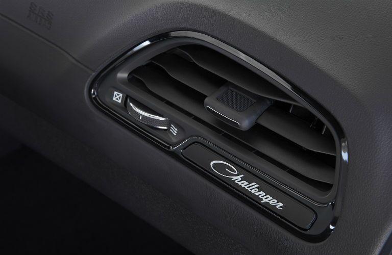 2020 Dodge Challenger air vent