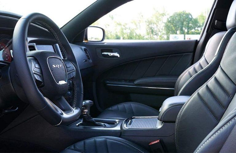 2020 Dodge Charger SRT front seats