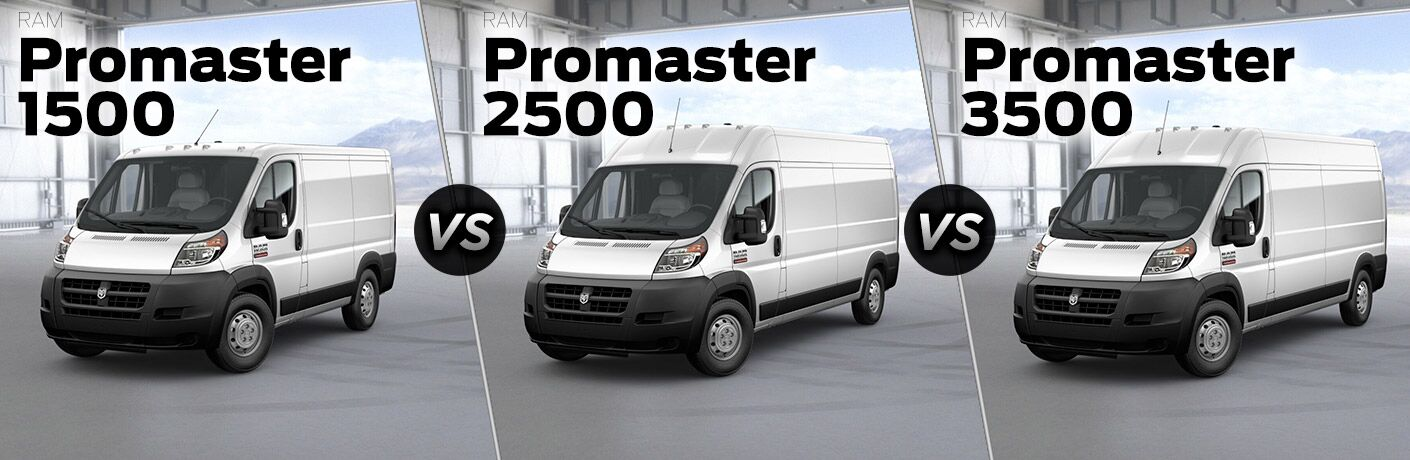 2d8fbbb4 2018 Ram ProMaster Model Options in Lake Elmo MN