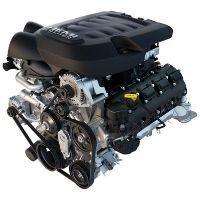 2019 Ram 3500 6.4L HEMI V8 engine