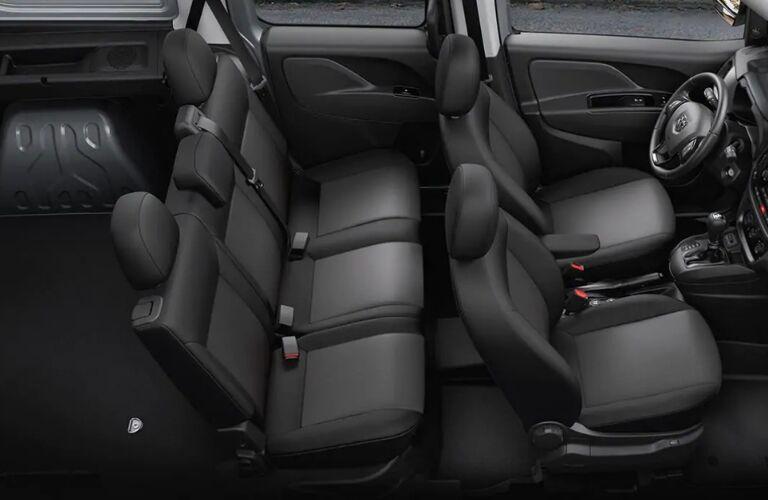 2019 Ram ProMaster City Passenger Wagon 5-passenger cabin