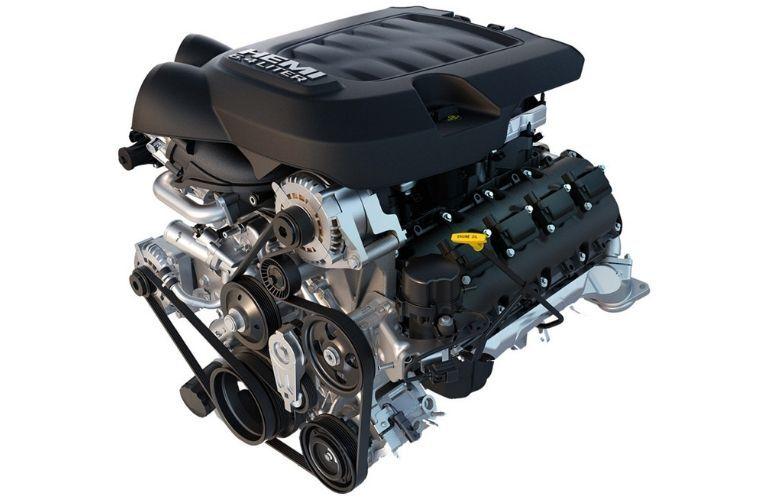 2019 Ram 2500 6.4L HEMI® V8 Engine