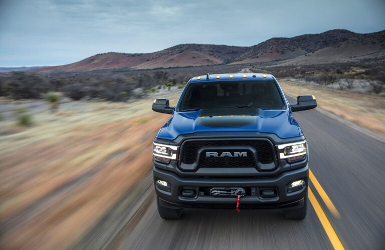Blue 2019 Ram 2500 Power Wagon
