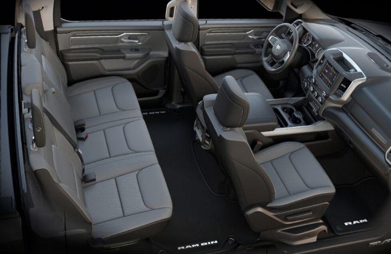 2020 Ram 1500 Big Horn® interior cabin