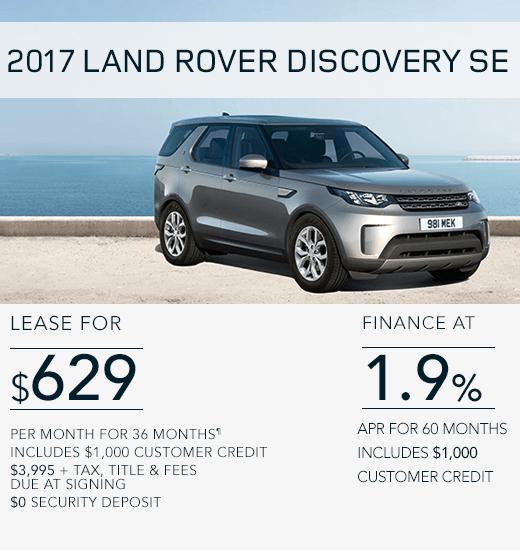 San Francisco California Land Rover Dealership