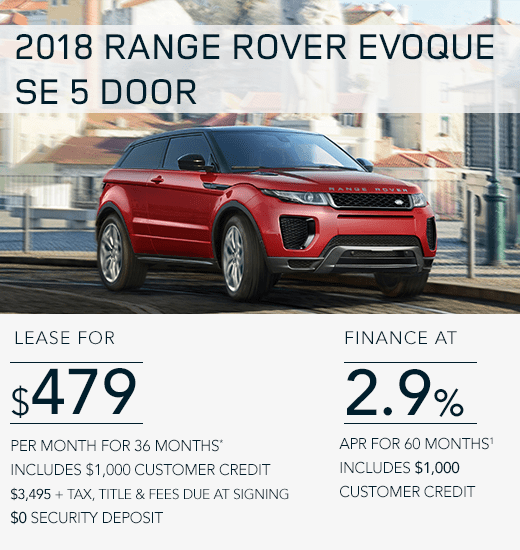 Tacoma Washington Land Rover Dealership