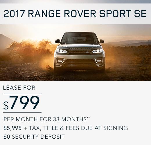 Cary North Carolina Land Rover Dealership