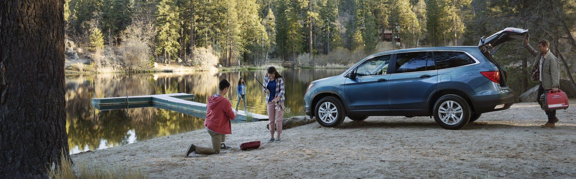 2017 honda pilot and jim sigel honda grants pass