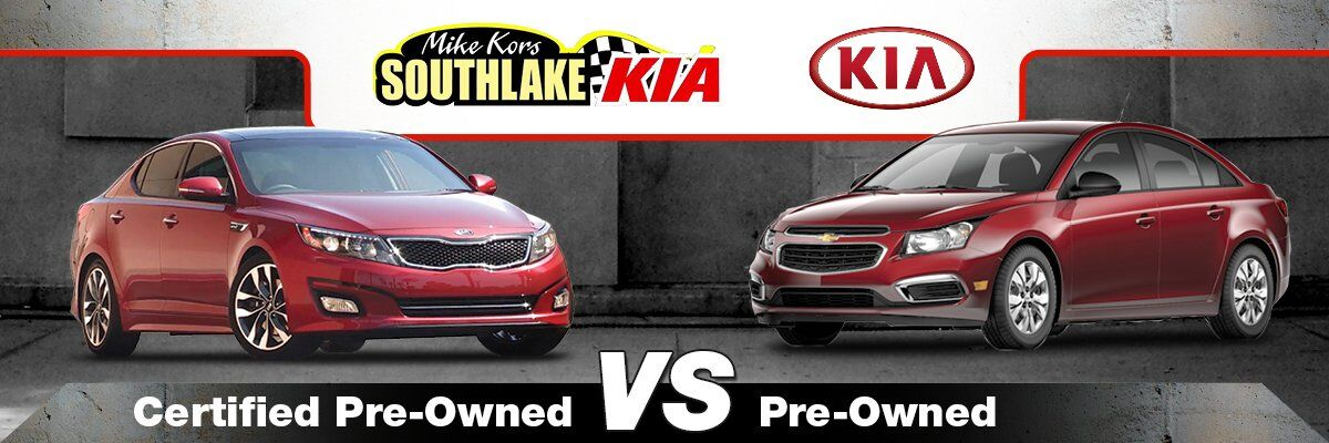 Certified vs. Pre-Owned Kia Merrillville, IN
