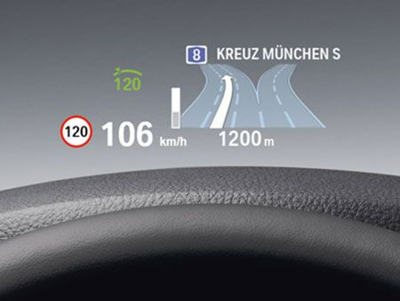 2016-BMW-535i-head-up-display-technology