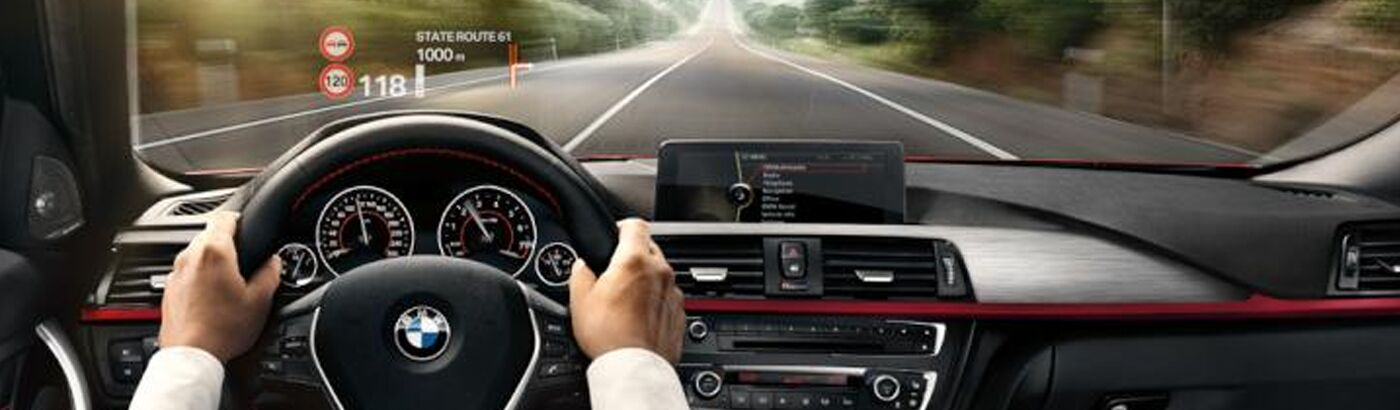 BMW_Head_up_Display_Techonology