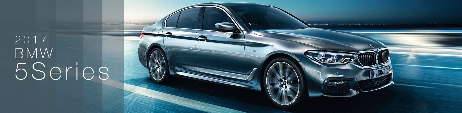 2017-BMW-5Series