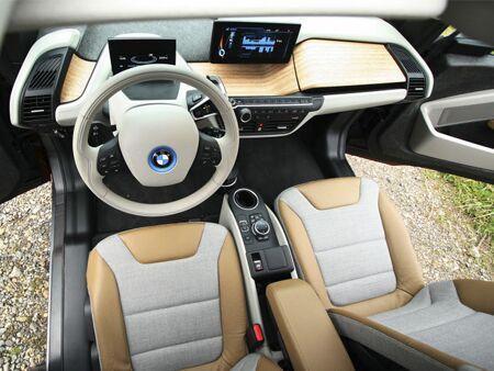 BMWi3/2016_BMW_i3_Interior