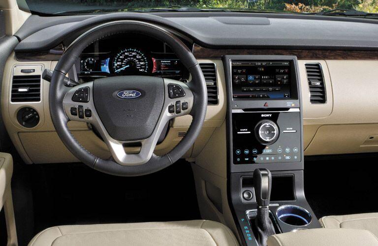 2017 Ford Flex Interior Features