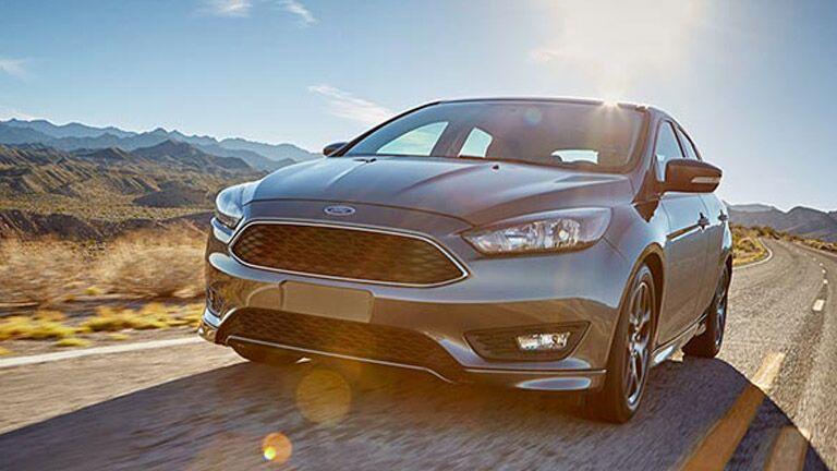 2017 Ford Focus fuel economy