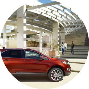 2016 Ford Edge auto stop-start technology
