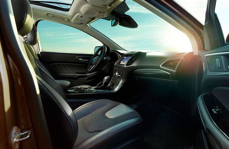 2017 Ford Edge moonroof
