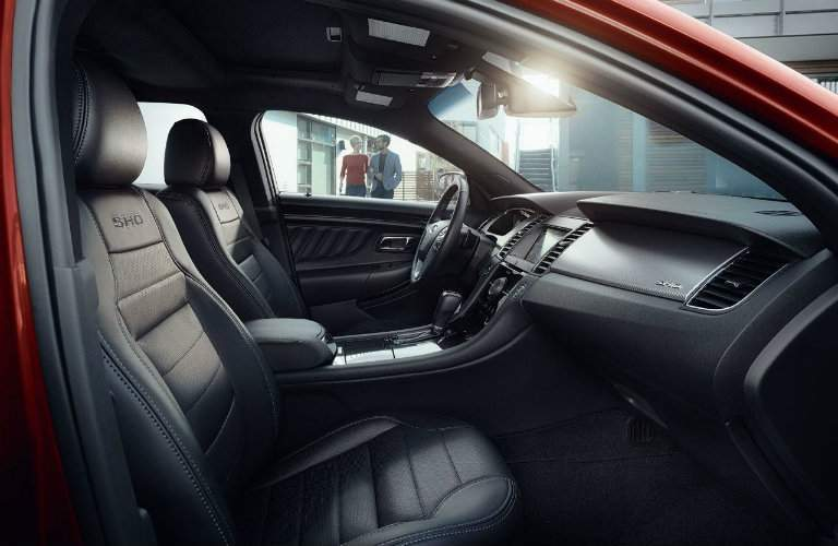 2107 Taurus SHO exclusive interior details
