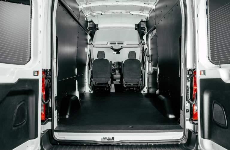2018 Transit cargo space