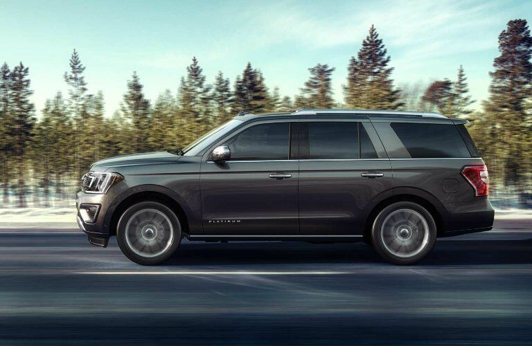 2018 Expedition best in class towing