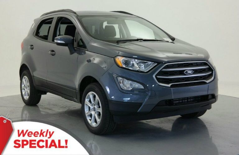 2018 Ford EcoSport at Sherwood Ford