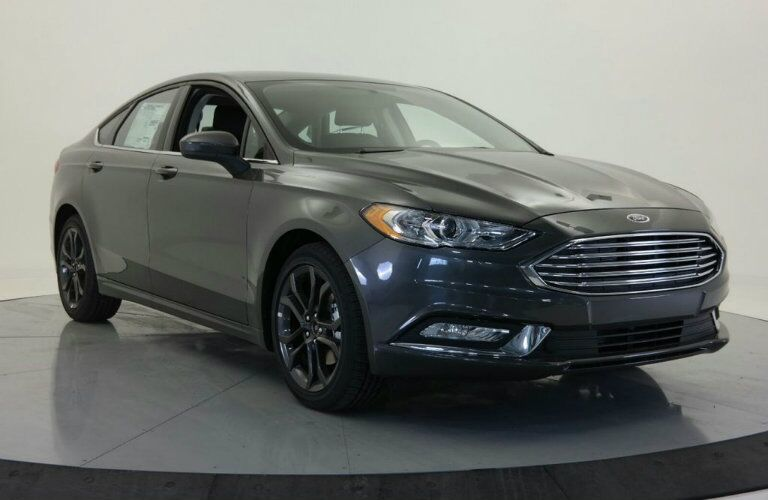 2018 Ford Fusion at Sherwood Ford