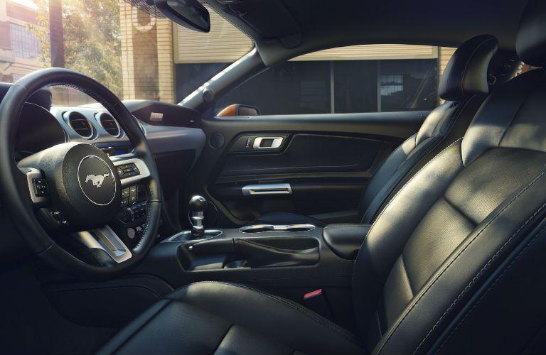 2018 Ford Mustang manual transmission