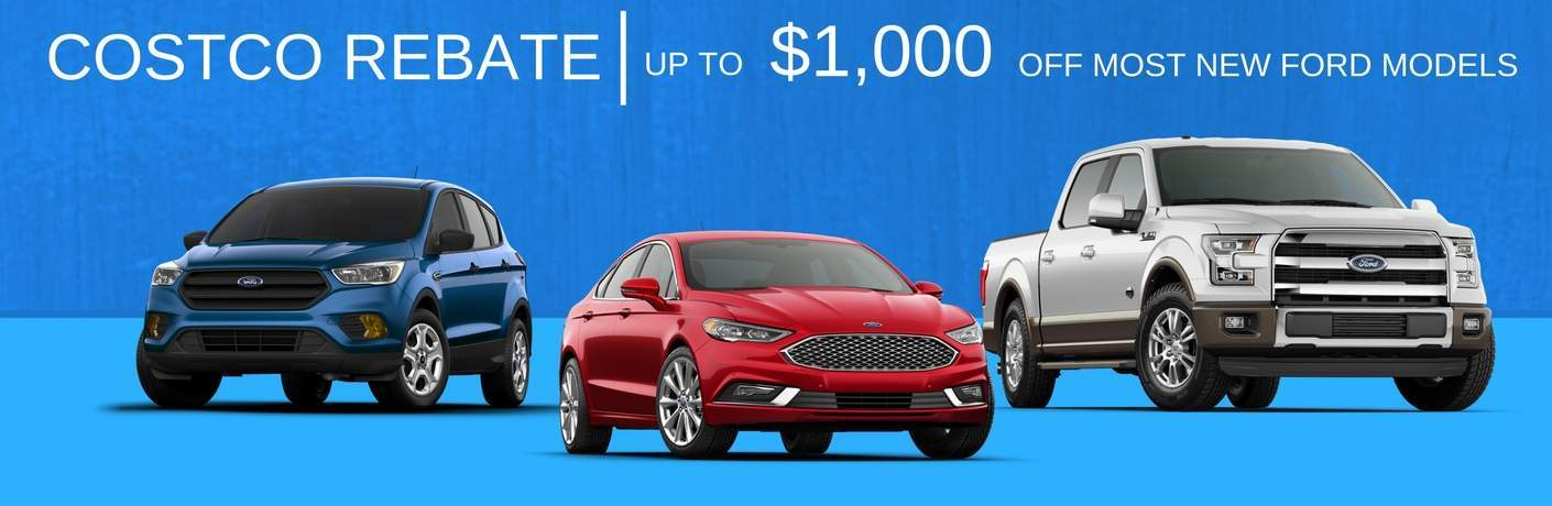 Ford Costco Rebate at Sherwood Ford