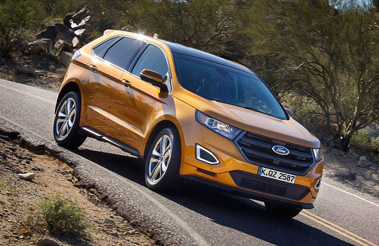 Ford Edge model information