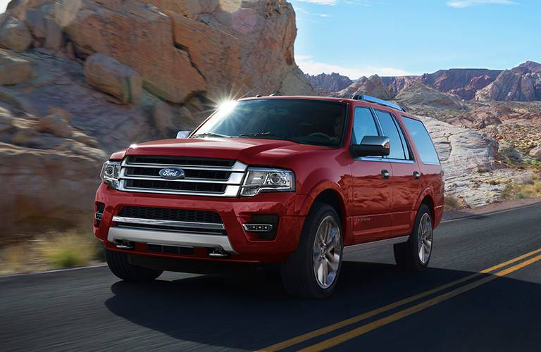 Ford Expedition model information