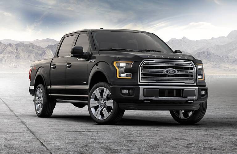 Ford F-150 model information